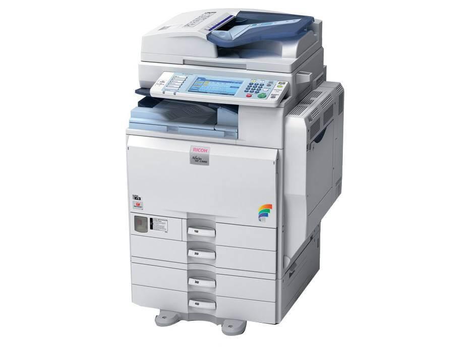 东莞彩色复印机出租