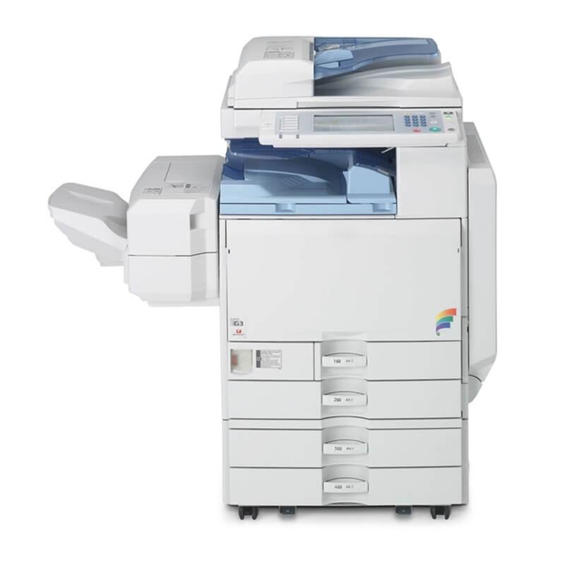 理光MPC3300正视图