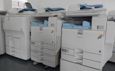 复印机行业2019年过得好吗?