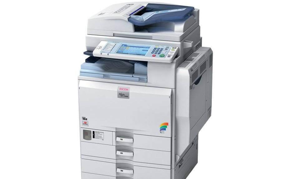 理光MPC3300多功能复合机