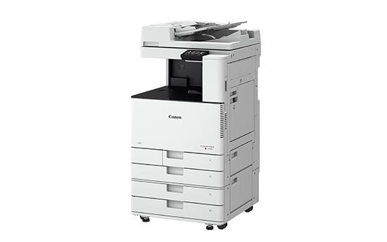 佳能与理光彩色复印机比较